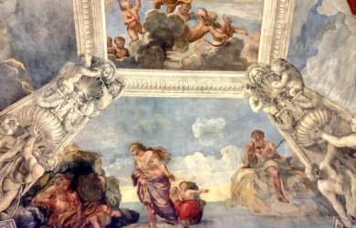 Affreschi Palazzo Doria 3
